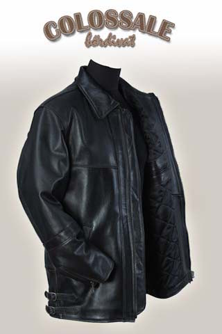 Williams  3 Leather jackets for Men preview image
