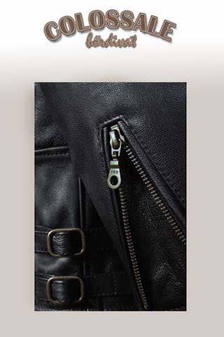 Williams  5 Leather jackets for Men preview image