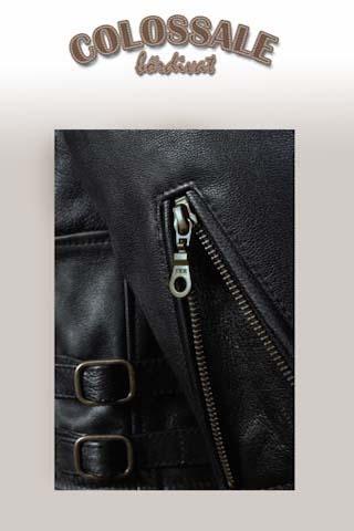 Williams  5 Férfi bőrkabátok preview image
