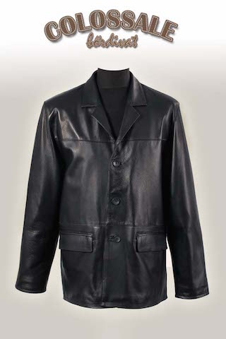 Zakó  0 Leather jackets for Men preview image