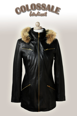 Alexandra  0 Leather jackets for Women preview image