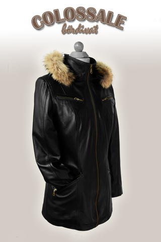 Alexandra  1 Leather jackets for Women preview image