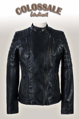 Emese  0 Leather jackets for Women preview image
