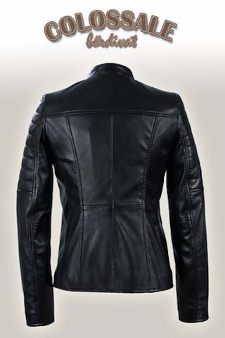 Emese  1 Leather jackets for Women preview image