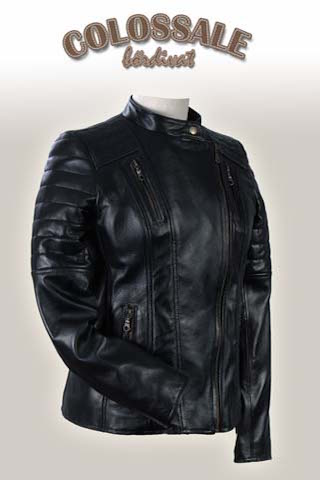 Emese  2 Leather jackets for Women preview image