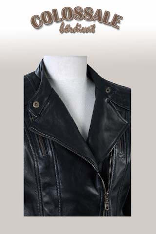 Emese  3 Leather jackets for Women preview image