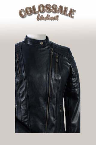 Emese  4 Leather jackets for Women preview image