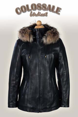 Éva  0 Leather jackets for Women preview image