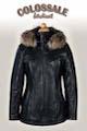 Éva  Leather jackets for Women thumbnail image