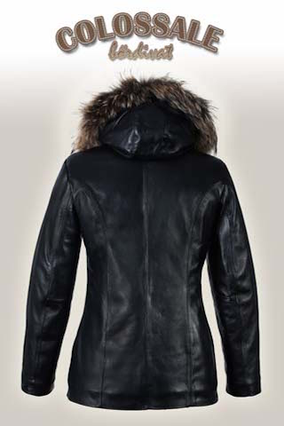 Éva  1 Leather jackets for Women preview image
