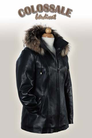 Éva  2 Leather jackets for Women preview image