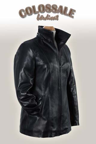 Éva  3 Leather jackets for Women preview image