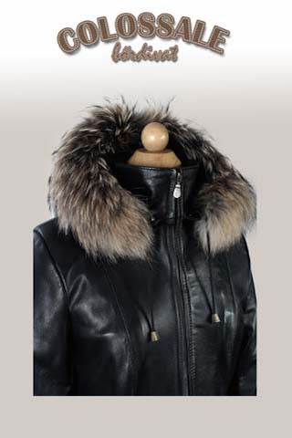 Éva  4 Leather jackets for Women preview image