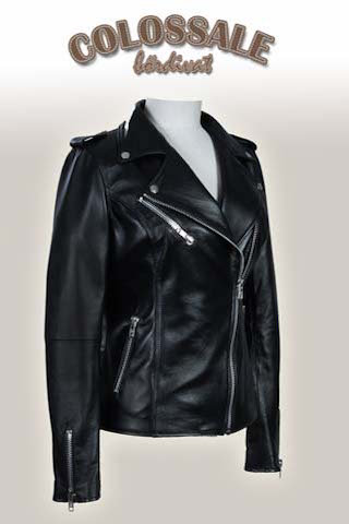 Fanni  2 Leather jackets for Women preview image
