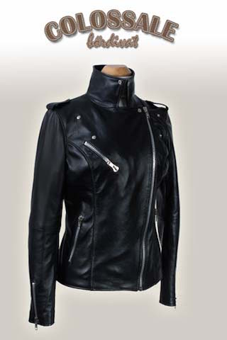 Fanni  3 Leather jackets for Women preview image