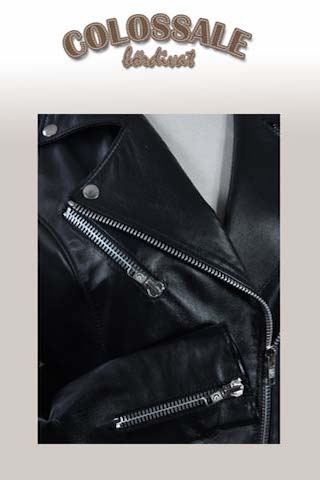 Fanni  4 Leather jackets for Women preview image