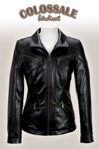 Gréta  0 Leather jackets for Women preview image
