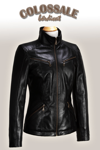 Gréta  2 Leather jackets for Women preview image