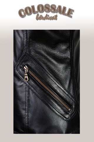 Gréta  3 Női bőrkabátok preview image
