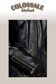 Gréta  Női bőrkabátok thumbnail image