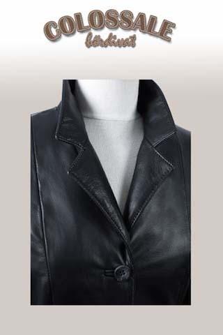 Gucci  3 Női bőrkabátok preview image