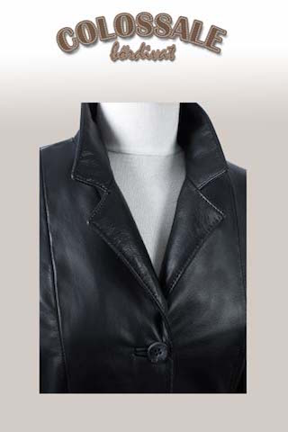 Gucci  3 Leather jackets for Women preview image