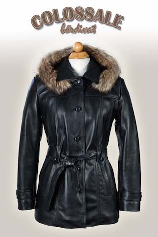 Klaudia  0 Leather jackets for Women preview image