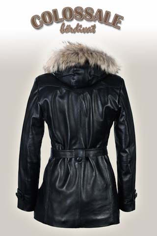 Klaudia  1 Leather jackets for Women preview image