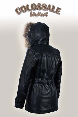 Klaudia  2 Leather jackets for Women preview image