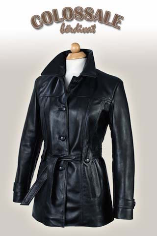 Klaudia  4 Leather jackets for Women preview image