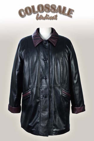 Léna  0 Leather jackets for Women preview image