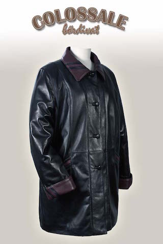 Léna  2 Leather jackets for Women preview image