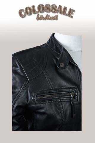 Melani  3 Leather jackets for Women preview image