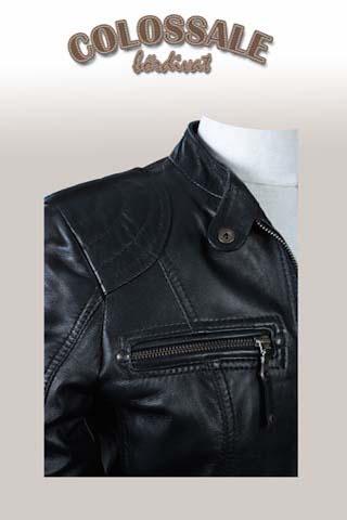 Melani  3 Női bőrkabátok preview image
