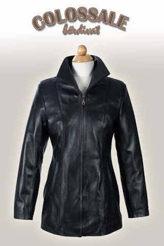 Mónika  0 Leather jackets for Women preview image