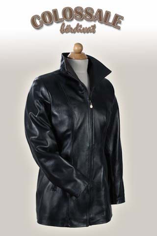 Mónika  2 Leather jackets for Women preview image