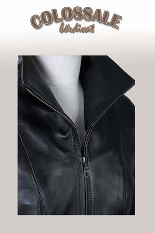 Mónika  3 Leather jackets for Women preview image