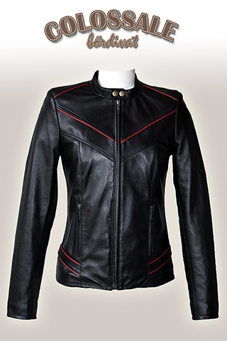 Niki  0 Leather jackets for Women preview image