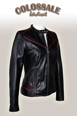 Niki  2 Leather jackets for Women preview image