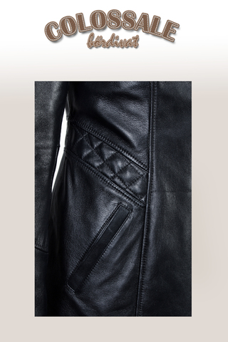 Petra  3 Leather jackets for Women preview image
