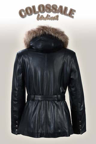 Sara  1 Leather jackets for Women preview image