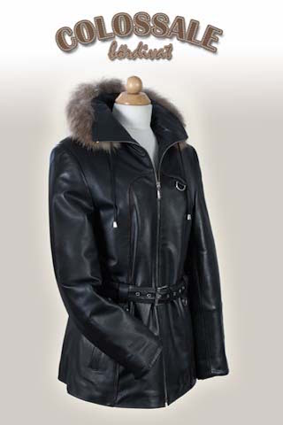 Sara  2 Leather jackets for Women preview image