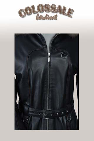 Sara  4 Leather jackets for Women preview image
