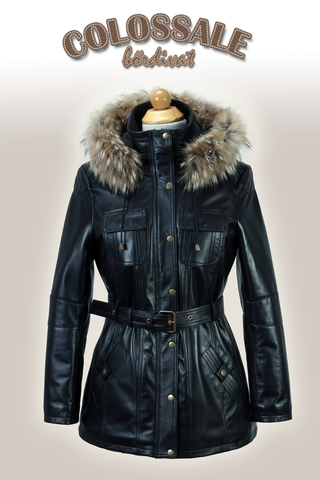 Zsanett  0 Leather jackets for Women preview image