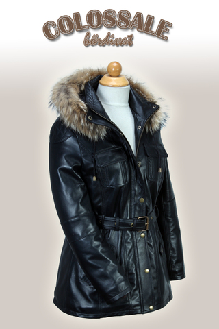 Zsanett  2 Leather jackets for Women preview image