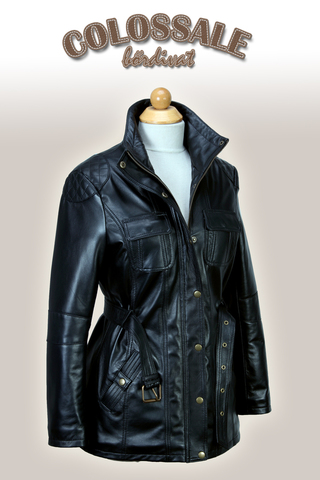 Zsanett  3 Leather jackets for Women preview image