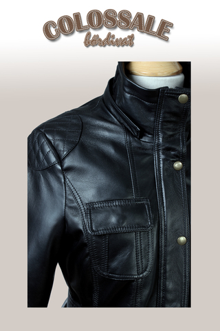 Zsanett  5 Leather jackets for Women preview image